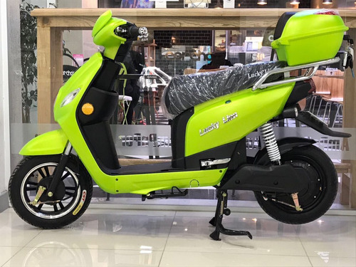 scooter eléctrica lucky lion modelo apple (500 w)