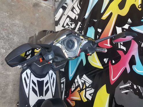 scooter electrica sunra hawk litio extraible 3000w 2020 08/2