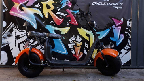 scooter electrica sunra spy racing 0km litio extraible 19/7