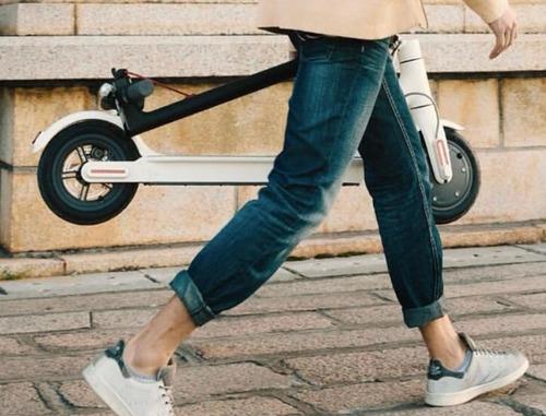 scooter electrica tipo m365 el mejor precio