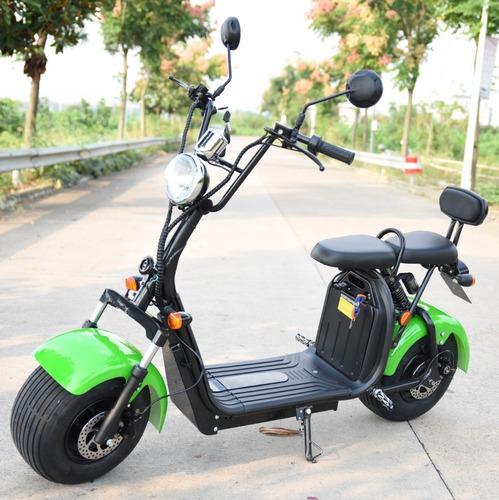 scooter electrico 1500w city coco moto patentable e-power
