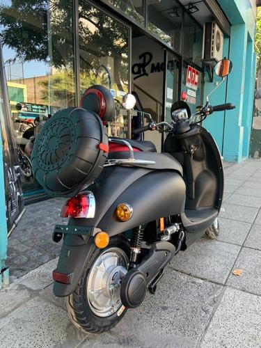 scooter electrico 80km autonomia citycoco sunra luckylion ap