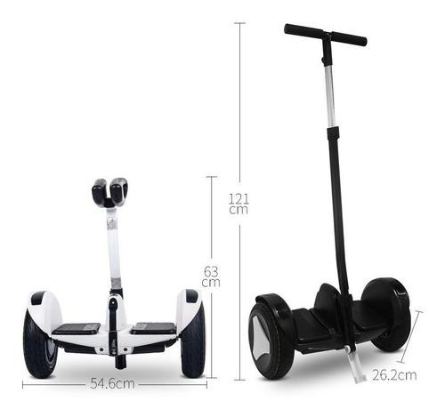 scooter eléctrico a1-e250 2 ruedas - blanco