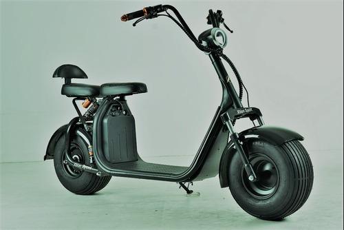 scooter eléctrico batería recargable
