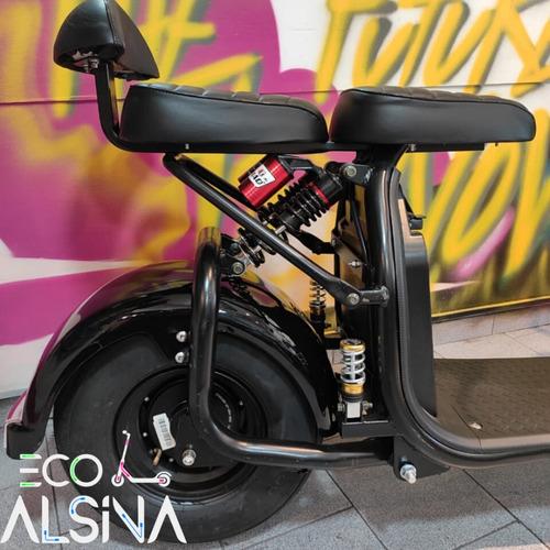 scooter eléctrico city coco 1500w -ecoalsina auntonomia 45km