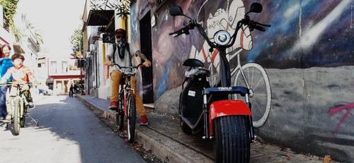 scooter eléctrico city coco - viñolo vehículos electricos /g