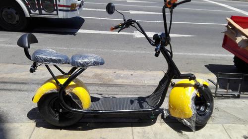 scooter electrico citycoco bicimoto tda en la marina p libre
