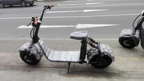 scooter eléctrico citycoco c/ b extraíble tda marina p libre