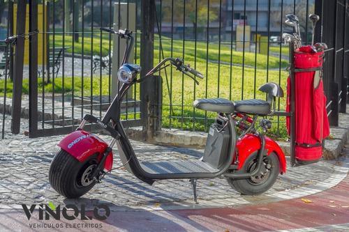 scooter electrico citycoco golf cuotas gob 16% viñolo /a