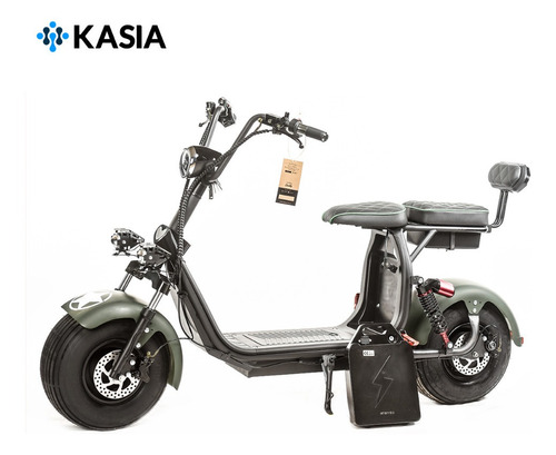 scooter electrico citycoco kasia celer 2000w ahora 12