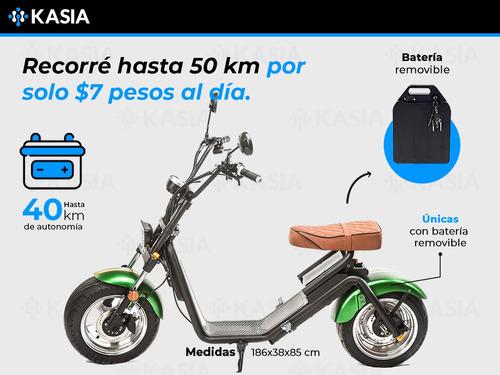 scooter electrico citycoco kasia tempus premium ahora 12