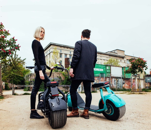 scooter electrico citycoco tempus