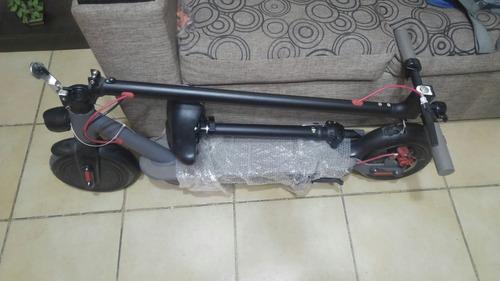 scooter electrico con asiento desmontable vox nuevo garantia