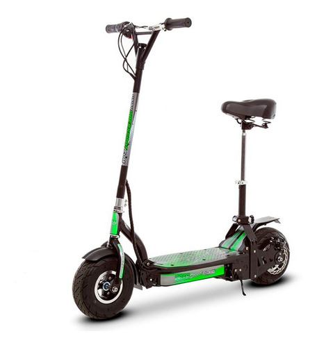scooter eléctrico con asiento uberscoot