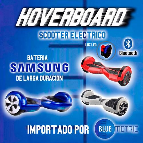 scooter electrico con bluetooth, bocinas y led