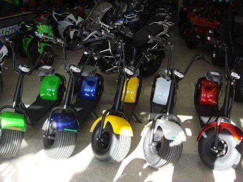 scooter electrico cronos lt-019 bansai motos