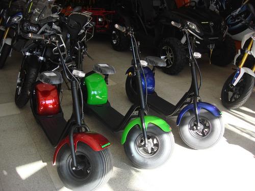 scooter electrico cronos todos los colores bansai motos
