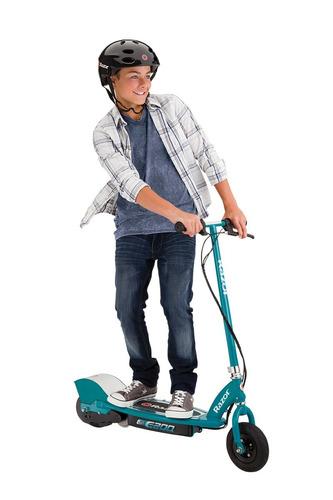 scooter electrico e200 turquesa (2164)