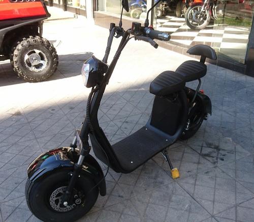 scooter eléctrico futur e citycoco fx07