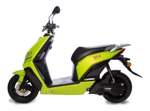 scooter eléctrico gilera eg 2 0km electric power 1200w eg2