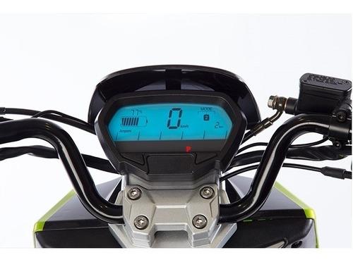 scooter eléctrico gilera eg ii 0km electric power 1200w