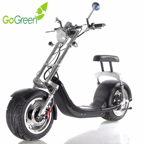 scooter electrico go-green chopper unicas