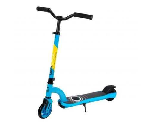 scooter eléctrico gpr magic v500 celeste