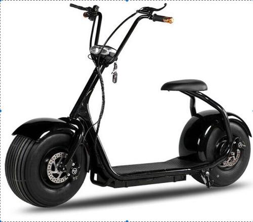 scooter eléctrico harley citycoco