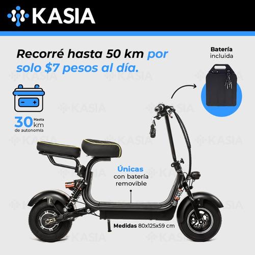 scooter electrico kasia citycoco formia certificacion eec