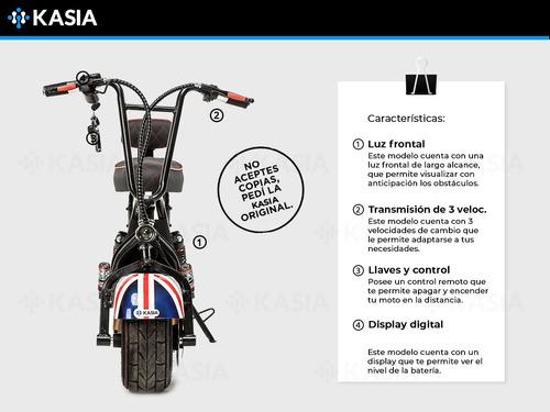 scooter electrico kasia citycoco formia mini internacional