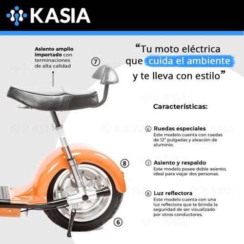 scooter electrico kasia citycoco fortius internacional kasia