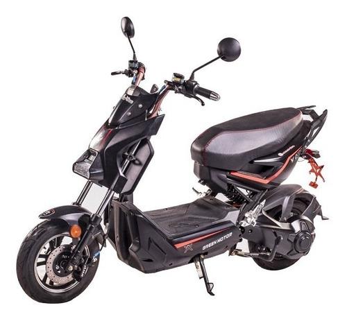 scooter eléctrico l.q.q. fly one con batería recargable