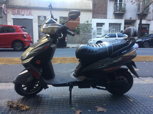 scooter electrico lucky lion cool 2