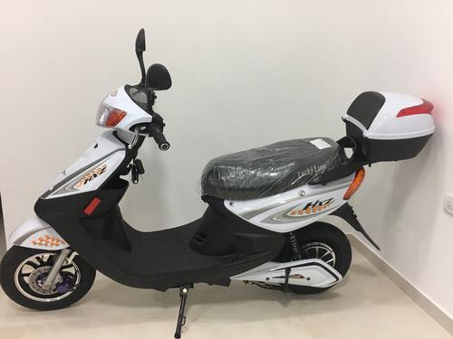 scooter eléctrico lucky lion joy 800 w (2017)