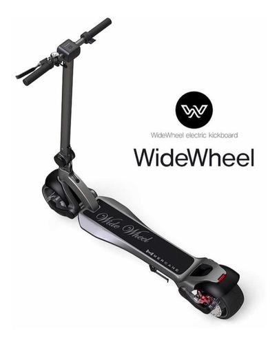 scooter eléctrico mercane 2 x 500w