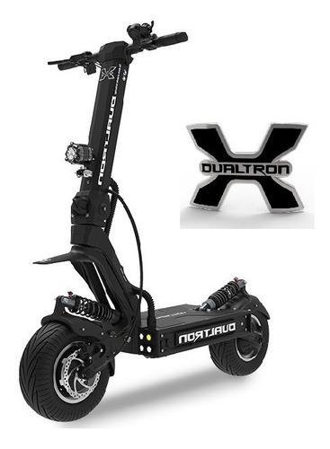 scooter electrico minimotors dualtron x bateria lg