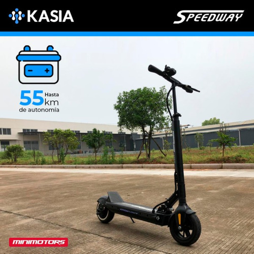 scooter electrico minimotors speedway leger potenciado