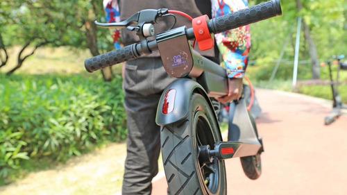 scooter electrico mobie msk x-8pro + casco. autonomía 40km!!