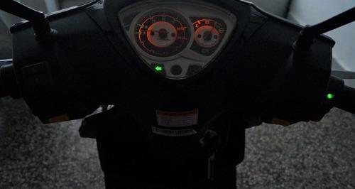 scooter electrico moto electrica (sin baterías)