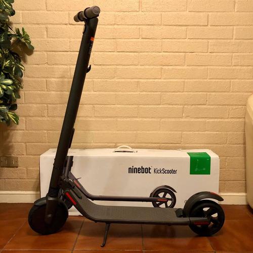 scooter eléctrico | ninebot by segway es2 (leer descripción)