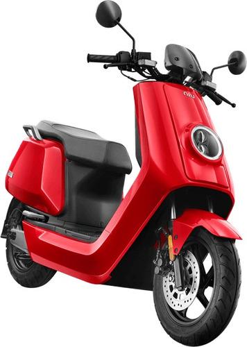 scooter eléctrico niu n1s - roja