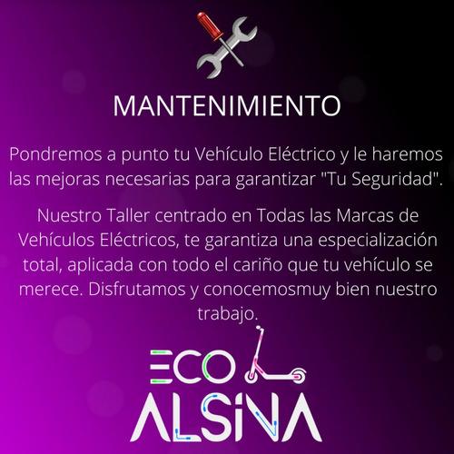scooter eléctrico no city coco / servicio técnico