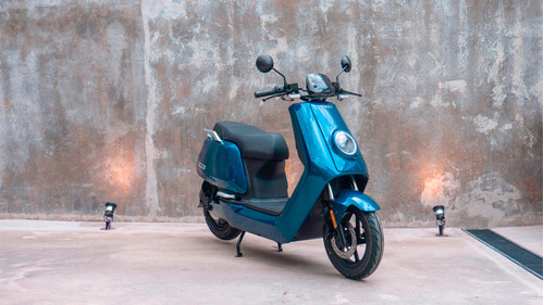 scooter eléctrico nuuv n sport - no super socco no sunra