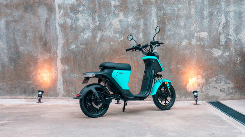 scooter eléctrico nuuv u pro - no city coco no super socco