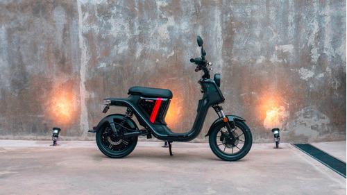 scooter eléctrico nuuv u pro - no sunra no lucky lion