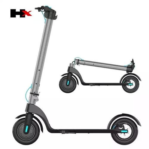 scooter eléctrico plegable batería extraible motor 350w