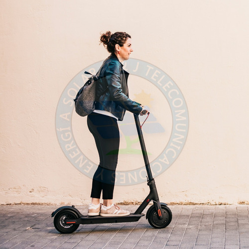 scooter eléctrico plegable modelo to