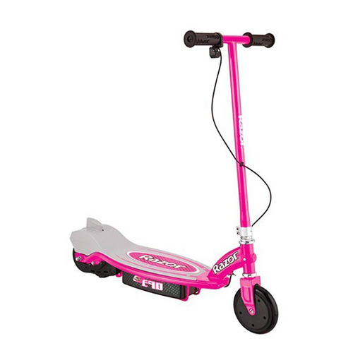 scooter electrico rosa (6255)