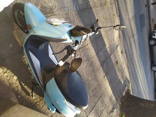 scooter eléctrico - sunra grace 2019
