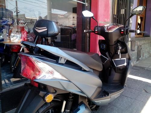 scooter electrico sunra hawk ciclomotor